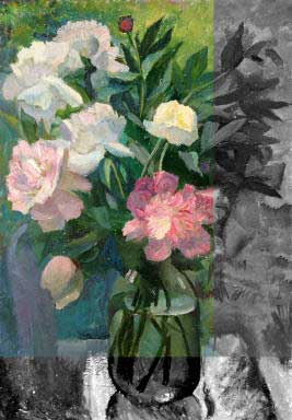 "The Photography of the still life ""peonies"" cyst russian artist Alexander Alyoshin (1944-1998). All work submitted for this put are a proprietary legal successor artist. On all questions write on e-mail * All graphic files is optimized! *"